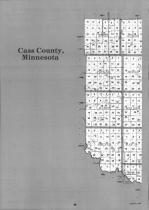Index Map 7, Cass County 1992